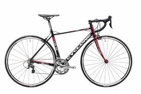 """Велосипед шоссейный Cyclone FRС 82 2017 - 28"""", рама - 48 см, черно-красный (win17-033)"""