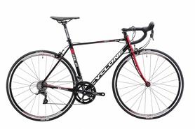 """Велосипед шоссейный Cyclone FRС 81 28"""" черно-красный, рама - 52 см"""