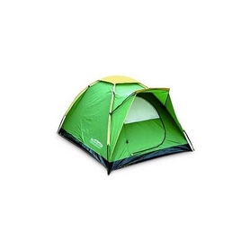 Палатка двухместная Kilimanjaro 2017 SS-06t-031-2m зеленая