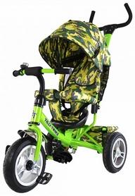 Велосипед трехколесный Baby Tilly Trike T-351-8 зеленый
