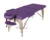 Стол массажный портативный TEO Art of Choice фиолетовый - фото 1