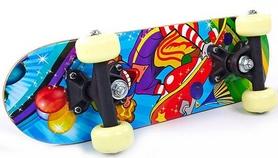Скейтборд детский Kepai Mini SK-1705PP