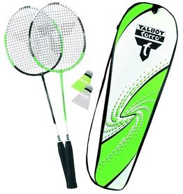 Набор для бадминтона (2 ракетки, 2 волана) Talbot Badminton Set 2 Attacker