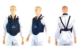 Защита груди (жилет) ZLT ZB-4220 черный