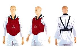Защита груди (жилет) ZLT ZB-4220 красный