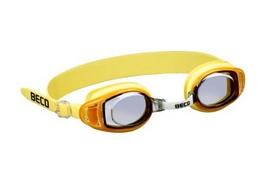 Очки для плавания детские Beco Acapulco 9927 2 желтые