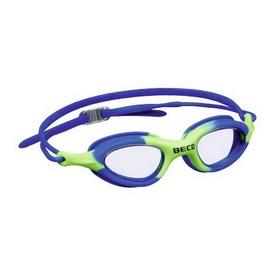 Очки для плавания детские Beco Biarritz 9930 68 сине-зеленые