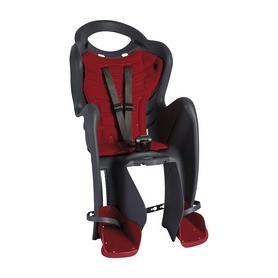 Велокресло детское Bellelli Mr Fox Relax серо-красное