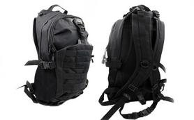 Рюкзак тактический Tactic TY-036-BK 35 л черный