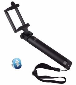 Монопод для селфи со встроeнным Bluetooth UFT SS26 Black
