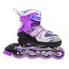 Коньки роликовые Maraton M-12-М фиолетовые