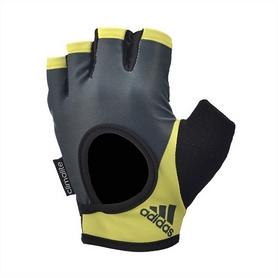 Перчатки для фитнеса Adidas ADGB-1412YLSS желтые