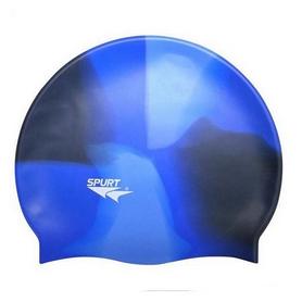 Шапочка для плавания Spurt Multi МS82 синяя