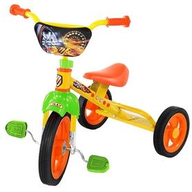Велосипед детский трехколесный Baby Tilly Combi Trike BT-CT-0009 yellow