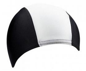 Шапочка для плавания Beco 7728 01 черно-белая