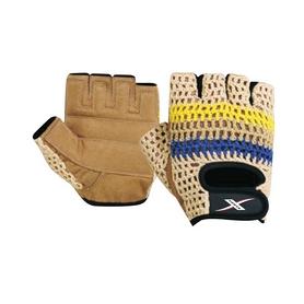 Перчатки для фитнеса X-power 9147 коричневые