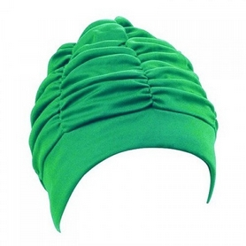 Шапочка для плавания женская Beco 7610 8 зеленая