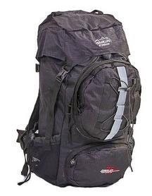 Рюкзак туристический Color Life 106-ВК 75 л черный