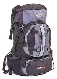Рюкзак туристический Color Life 106-DGR 75 л темно-серый