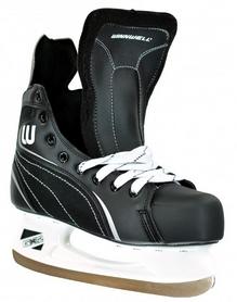 Коньки хоккейные Winnwell hockey skate черные