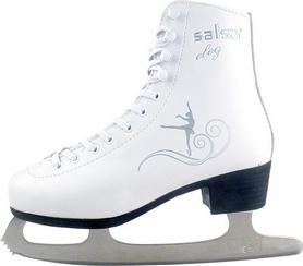 Коньки фигурные Baud Salsa FS-42 белые