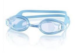 Очки для плавания Spurt А-1 AF 04 голубые