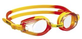 Очки для плавания детские Beco Rimini желтые