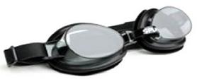 Очки для плавания Spurt 1100 AF 11 черные