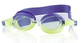 Очки для плавания Spurt 1122 AF 42 фиолетово-желтые