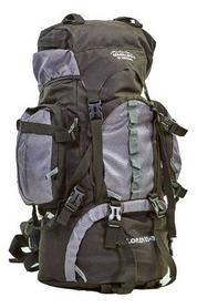 Рюкзак туристический Color Life 112 серый 65 л