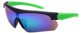 Очки спортивные Spider Oakley BD7932 зеленые
