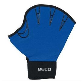 Перчатки для аквафитнеса Beco 9635 99 синие, размер - L
