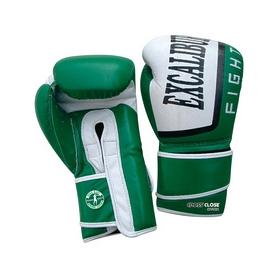 Перчатки боксерскиеExcalibur 529-03 зеленые