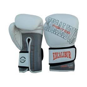 Перчатки боксерские Excalibur 529-05 белые