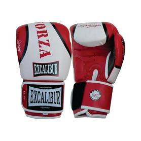 Перчатки боксерские Excalibur 550-05 красные