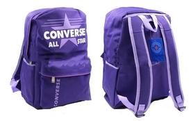 Рюкзак городской Converse GA-289-6 фиолетовый