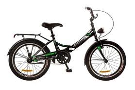 """Велосипед складной Formula Smart 14G 20"""" 2017 черный, рама - 13"""""""