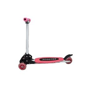 Самокат трехколесный Maraton Scooter 60 Розовый