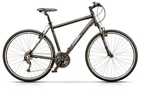 """Велосипед горный Cross Avalon Man 2014 - 28"""", рама - 19"""", серый"""