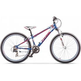 """Велосипед подростковый горный Cross Speedster Boy 2015 - 26"""", рама - 13"""", синий"""
