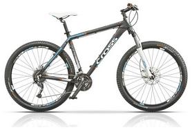 "Велосипед горный Cross GRX9 2014 - 26"", рама - 18"", серый"
