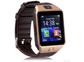Часы умные SmartYou DZ09 Gold