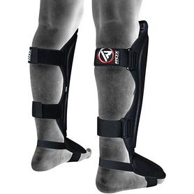 Фото 3 к товару Защита для ног (голень+стопа) RDX Molded