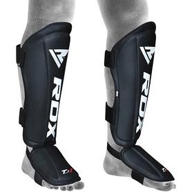 Фото 4 к товару Защита для ног (голень+стопа) RDX Molded
