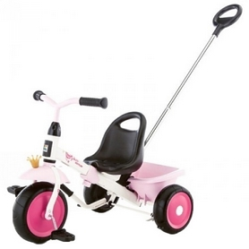 Детский трехколесный велосипед Kettler Happytrike Princess, белый (T03035-0010)