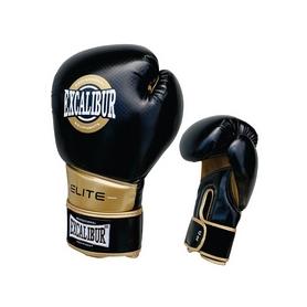 Перчатки боксерские Excalibur 8008 Black/Gold