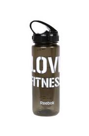 Бутылка для воды Love Reebok 0,65 л черная