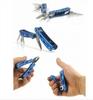 Мультитул Swiss+Tech Pocket Multi-Tool 12-in-1 голубой - фото 2
