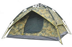 Палатка четырехместная Mountain Outdoor SY-A10-HG
