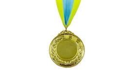 Медаль спортивная ZLT Hit C-4870-1 золотая